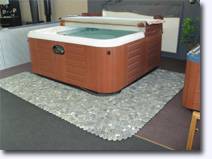 Spa mats - now available from Splash Spas